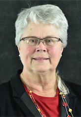 Professional photo of Sue Lamont